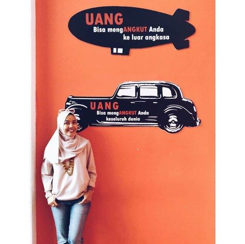 Tinggal ikhtiarnya aja dibanyakin ya. 😊....#emakblogger #clozetteid #starclozetter #Indonesianlifestyleblogger #museumangkut #jalan2makmir #travelenthusiast #travelmom #travelhijaber