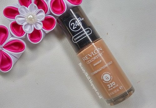 Foundation yang wajib dicoba..😊 beautyskill.blogspot.co.id/2016/12/review-revlon-color-stay-combination.html?m=1  #clozetteid #foundation #reviewproduck #beautyblogger #bloggerindo #revloncolorstay