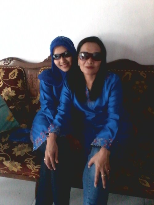 Hope u're always blessed by Allah SWT...thanks for being a good mother 4 me...
