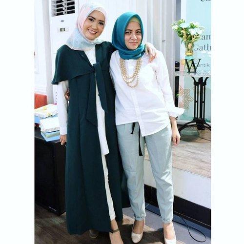 Makasih untuk sharingnya hari ini kak @luluelhasbu di 'Sharing Creativity On Entrepreneurship', semoga bisa sukses seperti ka @luluelhasbu #CantikDariHati #ClozetteIDXWardah . . . . . . . . . . . . . . . . #clozetteid #Blogger #indonesianblogger #beautyenthusiast #FashionEntusiast #BeautyLovers #FashionLovers #LifeStyleBlogger #beautyblogger #indonesianbeautyblogger #indonesianfemaleblogger #femaleblogger #indobeautyblogger #cgstreetstyle #ootd #outfitoftheday #streetstyle #fashionaddict #streetfashion #dailyfashion #womanfashion #fashionable #instafashon #like4like