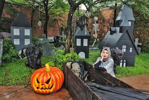 Happy Halloween 🎃...#Clozetteid #HalloweenSeason #halloween #likeforlikes