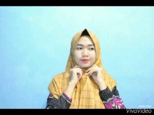 Daily Tutorial Hijab by Shuli - YouTube .  #ClozetteID #TutorialHijab #DailyTutorialHijab #TutorialTocampus
