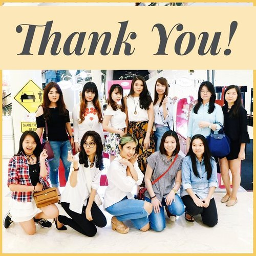 it's a wrap ★ #theBalmXCARLS  Thank you to all these beautiful Ladies for coming. It's a pleasure to have all of you in my humble makeup demo and share some of my makeup tricks, I hope you'll find them useful!  I'd also thank @thebalmid for this opportunity ♡ you're my fave brand everrrrrr!  If you love theBalm's products as well, go to my blog and search for the reviews of their bestselling products such as the Instains and Balm Jovi palette 😆 ♡  For those who cannot attend this event, no worries and mark your date now: on December 4th I will be go Instagram LIVE on their account, doing my signature Doll makeup!! It will be around 2-3 PM West Indonesia Time so stay tuned to @thebalmid Instagram okay ★ . . #thebalmsby  #theBalmSurabaya  #thebalmid #YouxTheBalm  #clozetteid #今日のメイク  #メイク #コーデ #コスメ #かわいい #可愛い  #beautyinfluencer #styleblogger #wakeupandmakeup #instastyle #makeup #makeupoftheday #bblogger #igmakeup #makeupdemo #blogupdate  #beautyblogger  #cosmetics #thebalm  #eventsurabaya