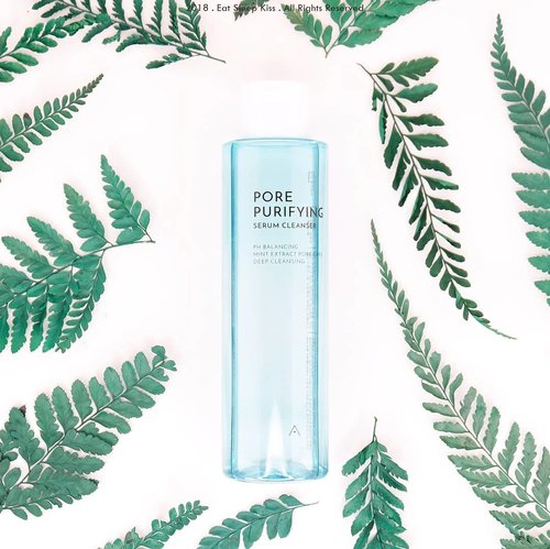 • NEW BLOG POST •  @altheakorea Pore Purifying Serum Cleanser has successfully got me changed my cleansing routine for good!! 💖 It has mild but effective formula that works amazing for my sensitive skin. It removes makeup well (including the waterproof & smudgeproof ones!) and leaves my skin moisturized and happy. No tight feeling/dryness afterward!  With this 2-in-1 cleanser, you can totally skip the facial wash step in double-cleansing method too! Yes, this product is THAT powerful. I was skeptical - just like you! - at first, but please take a look at the results of a mini cleansing power test I did on my blog. Let the pictures convince you if you find my words aren't enough 😳👏🏻 Simply click the link in bio ⬆️ or copy this link below:  bit.ly/PorePurifyingReview 💖 . . #althea #altheaangels #altheakorea #altheaindonesia #porepurifyingcleanser #serumcleanser #firstcleanser #skincarereview #skincare #skincareaddict #kbeauty #koreanskincare #koreanbeauty #スキンケア #コスメ #clozetteid #bloggerindonesia #bloggerperempuan #beautybloggers #bloggermafia #sbybeautyblogger #surabayabeautyblogger #indobeautygram #indobeautyblogger