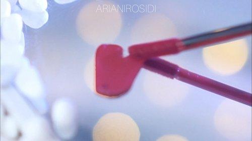 Warna lipcream @officialhanasui yang mana yang kamu sukaa?01 Kiss02 Posh03 Star04 Chic05 Classy06 Ritz07 Spark08 FancyFavorite aku 07 Spark & 08 Fancy. 😆#clozetteid #hanasui #hanasuimattedorablelipcream #lipcreamhanasui
