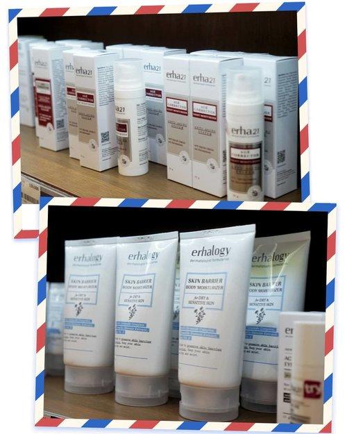 Ini adalah beberapa produk OTC @erha.dermatology yang tersedia di Watsons.  Lengkap banget, mulai dari AcneAct Series untuk perawatan kulit berjerawat, TruWhite Series untuk perawatan mencerahkan kulit, Rejuvenage Series untuk anti-aging, Sensitive Series untuk perawatan kulit sensitive, dan Erhair Series untuk perawatan rambut.  Produk Erha yang aku dapatkan adalah Rejuvenage Series (untuk antiaging) yang nantinya akan aku review di blog. Tungguin yah. ❤ Terus.. kamu bisa cek detail lainnya tentang ERHA di www.erha.co.id. #ERHAATWATSONS  #ERHASKINANDHAIRSERIES #CARINGCURINGCLOSERTOYOU #WATSONSID #LOOKGOODFEELGREAT #clozetteid