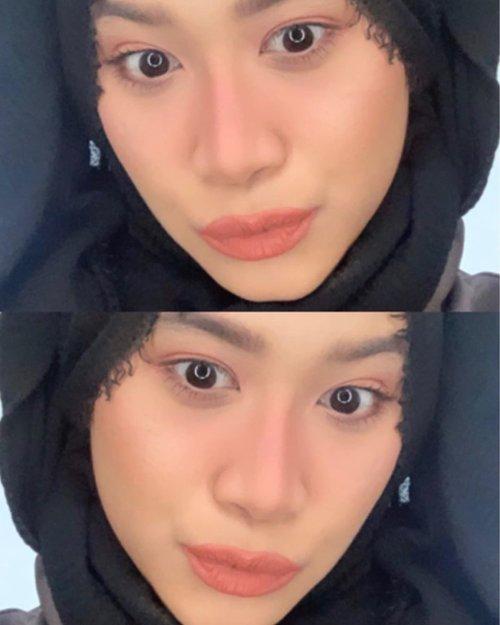 Tutorialnya besok insyaAllah 😘#clozetteid #makeup #naturalmakeup #softmakeup #dailymakeup