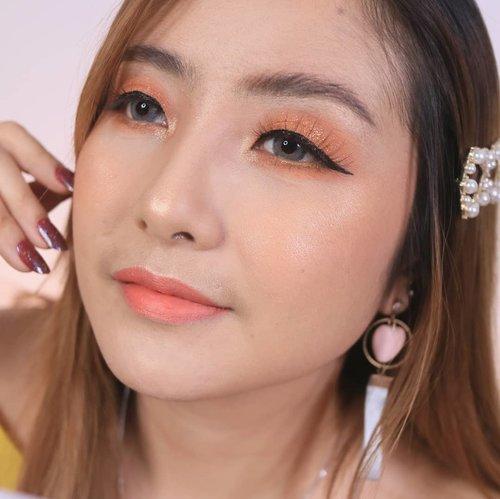 Menatap masa depan..*cieh... 😂Earrings by @missy_maxi ...#fdbeauty #clozetteid #universalhairandmakeup #uhmvideo #ivgbeauty #makeupclips #fiercesociety #tampilcantik #wakeupandmakeup #makeuptips #indobeautygram #makeupaddict #amazingmakeupart #maybelline #undiscovered_muas #indovidgram #makeupvideo #lagirlindonesia #discover_muas #beautyguruindonesia #beautygram #beautybloggerindonesia #muablora #eotd #discovervideos #nyxcosmeticsid #maccosmetics #glammakeup #indobeautysquad #jakartabeautyblogger