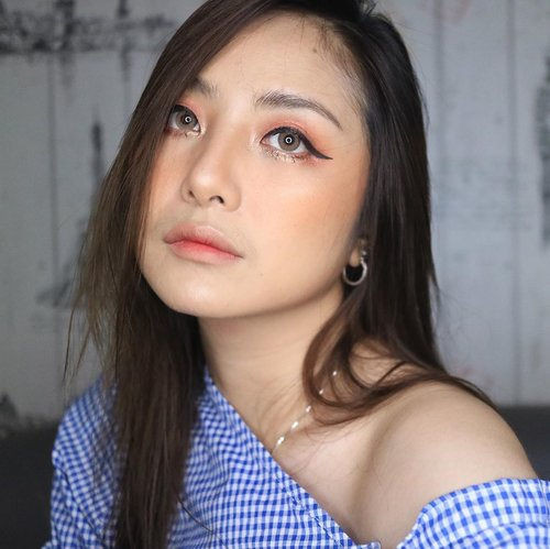 Hello ❤️. . #fdbeauty #clozetteid  #ivgbeauty #makeupclip #makeuptips #indobeautygram #koreanstyle #koreanblusher #cchannelfellas #indovidgram #makeupvideo #beautyguruindonesia #beautygram #beautybloggerindonesia #muablora  #koreanmakeup #nyxcosmeticsid  #creamblush  #indobeautysquad #jakartabeautyblogger
