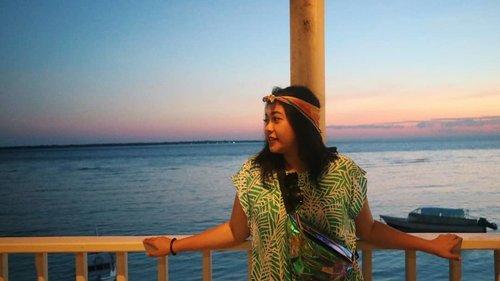 • after sunset • . . 📷 by sobat instaque : @febrisekar  #beach #holiday #beachlyfe #beachlife #sunset #bira #birabeach #sobattajir #boho #potd #instapic #sobatinsta #tanjungbira #sulawesiselatan #ClozetteID