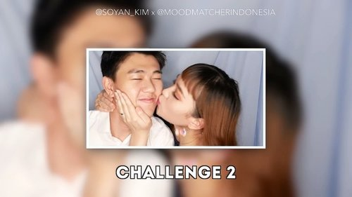💋💋💋왜우리는 뽀뽀할까용? 궁금하시면 영상을 눌러주세영ㅋㅋㅋㅋ-Gengs I join one challenge named #mmchallenge MMchallenge means you challenge the lipstick can be long lasting or not even though you eat, drink or swimming. It will stain on your lips 12hours! No need retouch 😄Try check @moodmatcherindonesia and also can join this awesome challenge 😄Then good luck😘