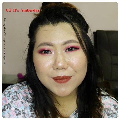 Kalo ini Swatches nya @fanbocosmetics Choco Rush Lip Cream di dalam ruangan pake ringlight. Reviewnya udah tayang di www.liamelqha.com. Silahkan klik link di bio 😘. #fanbochocorushlipcream #liamelqhadotcom #JourneyAboutMakeup #beautyblogger #bloggingmom #BloggerPerempuan #Beautiesquad #KEB #KumpulanEmakBlogger #ClozetteID #IndonesiaFemaleBlogger #SociollaBlogger #KBBVmember #batambeautyblogger  #indonesiabeautyblogger #beautybloggerindonesia #setterspace #review  #beautyaddict #makeupaddict  #LIAMELQHAREVIEW #wakeupandmakeup
