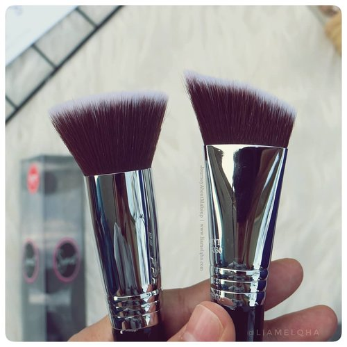 """<div class=""""photoCaption"""">My very first @sigmabeauty ! <br /> They are F80 Flat Kabuki and F87 Edge Kabuki. F80 Flat Kabuki is perfect for applying liquid foundation smoothly. F87 Edge Kabuki is perfect for applying powder under my eyes and jawline.<br /> <br /> Do you know that Sigma Brushes are:<br /> 🌷Vegan + Cruelty Free 🌷Free 2-Year Brush Warranty 🌷The newest generation of Sigma brushes feature exclusive interlocking technology and unbreakable handles. <br /> Cool right?<br /> <br /> You should try these brushes! Where to buy? Just click link on my bio and don't forget enjoy 10% off by using JAM10 code ! <br />  <a class=""""pink-url"""" target=""""_blank"""" href=""""http://m.id.clozette.co/search/query?term=JourneyAboutMakeup&siteseach=Submit"""">#JourneyAboutMakeup</a>  <a class=""""pink-url"""" target=""""_blank"""" href=""""http://m.id.clozette.co/search/query?term=liamelqhadotcom&siteseach=Submit"""">#liamelqhadotcom</a>  <a class=""""pink-url"""" target=""""_blank"""" href=""""http://m.id.clozette.co/search/query?term=sigmafamily&siteseach=Submit"""">#sigmafamily</a>  <a class=""""pink-url"""" target=""""_blank"""" href=""""http://m.id.clozette.co/search/query?term=sigmabeauty&siteseach=Submit"""">#sigmabeauty</a>  <a class=""""pink-url"""" target=""""_blank"""" href=""""http://m.id.clozette.co/search/query?term=sigmaOG&siteseach=Submit"""">#sigmaOG</a>  <a class=""""pink-url"""" target=""""_blank"""" href=""""http://m.id.clozette.co/search/query?term=veganbrush&siteseach=Submit"""">#veganbrush</a>  <a class=""""pink-url"""" target=""""_blank"""" href=""""http://m.id.clozette.co/search/query?term=crueltyfree&siteseach=Submit"""">#crueltyfree</a>  <a class=""""pink-url"""" target=""""_blank"""" href=""""http://m.id.clozette.co/search/query?term=2yearswarranty&siteseach=Submit"""">#2yearswarranty</a>   <a class=""""pink-url"""" target=""""_blank"""" href=""""http://m.id.clozette.co/search/query?term=BloggerPerempuan&siteseach=Submit"""">#BloggerPerempuan</a>  <a class=""""pink-url"""" target=""""_blank"""" href=""""http://m.id.clozette.co/search/query?term=Beautiesquad&siteseach=Submit"""">#Beautiesquad</a>  <a class=""""pink-url"""" targ"""