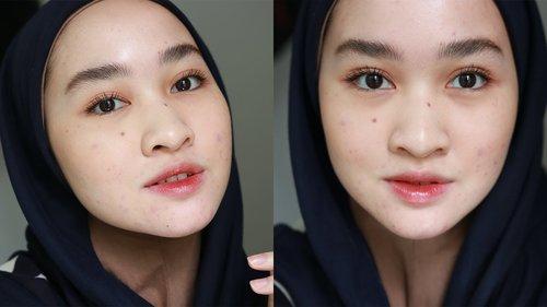 NO MAKEUP MAKEUP LOOK 2021 #MakeupTherapy    Kiara Leswara - YouTube