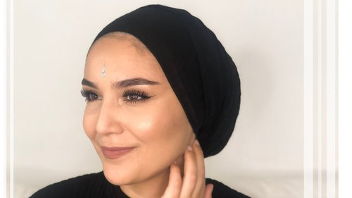 Simple Modest Turban Style Fitness Everyday I Kolay spor ve fitness türban modeli - YouTube