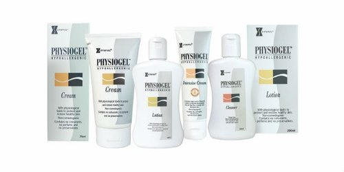 Physiogel, moisturizer for sensitive skin