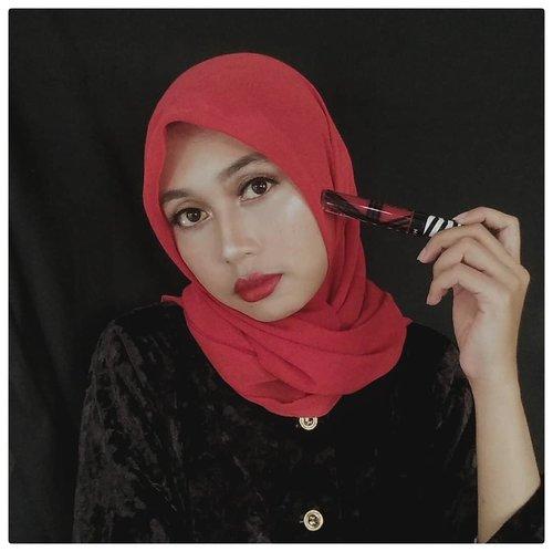 This girl ain't on fire. But her lipstick is..#MizzuOnFire#BSxMizzu #beautiesquad #fotd #clozetteid