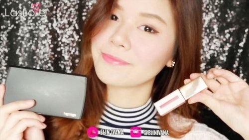 "[MINI MAKEUP TUTORIAL using my fav HEIMISH products] 💕_Aku lagi suka banget nih sama warna eyeshadow dari Heimish! Terus warna Lip nya yang aku punya itu pink coral! Cocok banget di kulitku! 👀 Bisa beli di @laslove_cosmetics.skincare 100% asli! 💕_Eyeshadow Palette Heimish ini favorit banget loh di acara ""Get It Beauty Korea 2016"" ✌💕_I will post my short review later ya! 😅_#ngobrolcantikreview #clozetteid #heimish #beautybloggerid"