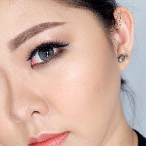 Tap for details 👆🏻 • • • • • • • • • • • • #clozetteID #FDBeauty #selfie #makeup #instabeauty #beauty #mua #selfmakeup #fotd #eotd #monolid #look #todayslook #instamakeup  #bloggerceria #tribepost