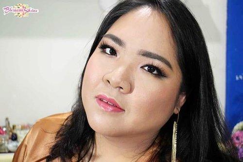Haiho!  The tute for this Elegantly Glamour look is NOW UP on my #youtube channel - GRACIA CITA 😘 Yuk ditonton!  Also jangan lupa Subs dan nyalain belnya ya 😊🔔 . As usual,  direct link is on bio 👆 . #blossomshine #makeupcollaboration #makeup #makeuptutorial #crazyrich #crazyrichasian #ragamkecantikan @ragam_kecantikan #tampilcantik @tampilcantikcom #dandancantik  #glamourmakeup #elegantmakeup #partymakeup #bunnyneedsmakeup @bunnyneedsmakeup #beautiesquad #clozetteid #beautybloggertangerang #beautybloggerindonesia #femaledaily #femaledailynetwork