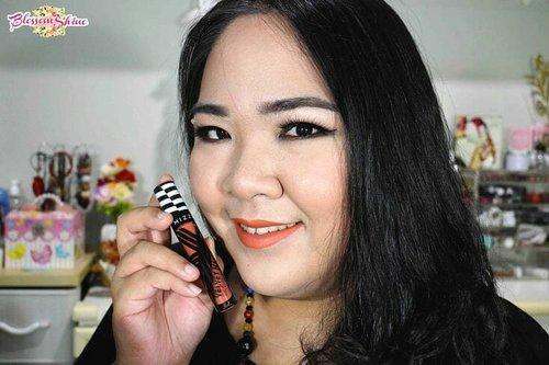Happy International Lipstick Day!  Here I wore the @mizzucosmetics Velvet Matte Lip Cream - Shade Dolce 😘💋 what lippen do you wear today? 🙂 . . #blossomshine #motd #lipstickoftheday #makeupoftheday #mizzulipcream #internationallipstickday #lipstickday #instaindonesia #instalipstick #bunnyneedsmakeup #ragamkecantikan #indobeautygram #IndonesianBeautyBlogger #beautybloggertangerang #ClozetteID #makeup #makeuptalk #femaledaily #femaledailynetwork  #tampilcantik#makeuptalk #makeup