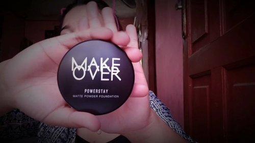 Powerstay makeover bisa bikin riasan makeup kamu tahan lama loh babes❤ ■ ■ ■ Penasaran reviewnya? Cek ke blog aku yuks beb shintafionita.blogspot.com 🖤 🎵 @lucintaluna @nursajat02 @aliefsyukrii  #Clozetteid #makeup #Clozetteidreview #ComplexionMastery #MakeOverID #MakeOverXClozetteIdReview