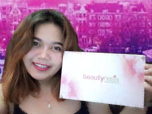 Thankyou @beautynesia.id for 500k sodexo voucher! I'm so happy. ■ ■ ■ #beautynesia #beautynesiagiveaway #like4likes #Makeupincrime  #makeuptutorial #ShintaMakeupincrime #bunnyneedsmakeup @bunnyneedsmakeup #tampilcantik @tampilcantik #indobeautygram @indobeautygram #bvloggerid @bvlogger.id #indobeautysquad @indobeautysquad #beautychannelid @beautychannel.id @beautycollabgram #beautycomunita @beautycomunita #beautygoersid @beautygoers #beautynesia @beautynesia.id #makeuphasnosize #makeupwakeup #makeupreview #makeuptutorial  #bloggermafia @bloggermafia #ClozetteID #clozette @clozetteid #BeautyblenderID #linerandbrowsss #fakeupfix #asiangirl  #sarange #clozetteid #beliebers #justinbieber