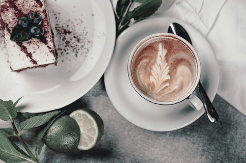 Grab your breakfast now and take a fresh glass of juice/ water/ or maybe a coffee, while me just sitting here and look at this refreshing coffee moodboards.