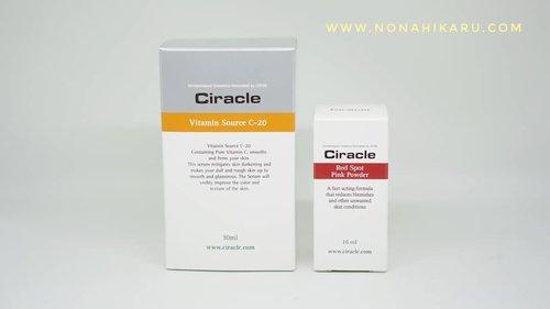 "<div class=""photoCaption"">Satu lagi produk skincare dari brand Korea @ciracle.id yang di formulasikan untuk kamu yang punya masalah jerawat. Cek review lengkapnya di <a href=""https://www.nonahikaru.com"" class=""pink-url""  target=""_blank""  rel=""nofollow"" title=""https://www.nonahikaru.com"">www.nonahikaru.com</a><br /> -<br />  <a class=""pink-url"" target=""_blank"" href=""http://m.clozette.co.id/search/query?term=ciracle&siteseach=Submit"">#ciracle</a>  <a class=""pink-url"" target=""_blank"" href=""http://m.clozette.co.id/search/query?term=clozetteid&siteseach=Submit"">#clozetteid</a>  <a class=""pink-url"" target=""_blank"" href=""http://m.clozette.co.id/search/query?term=skincare&siteseach=Submit"">#skincare</a>  <a class=""pink-url"" target=""_blank"" href=""http://m.clozette.co.id/search/query?term=clozetteidreview&siteseach=Submit"">#clozetteidreview</a>  <a class=""pink-url"" target=""_blank"" href=""http://m.clozette.co.id/search/query?term=ciraclexclozetteidreview&siteseach=Submit"">#ciraclexclozetteidreview</a></div>"