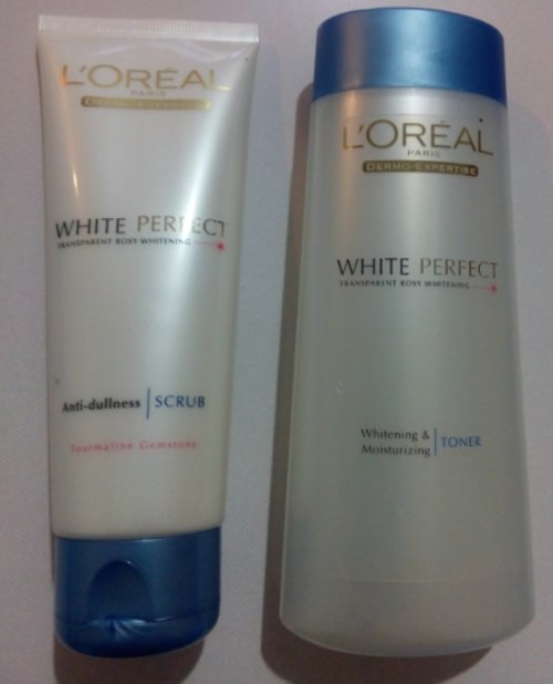 I trust L'Oreal for my face skin care :3