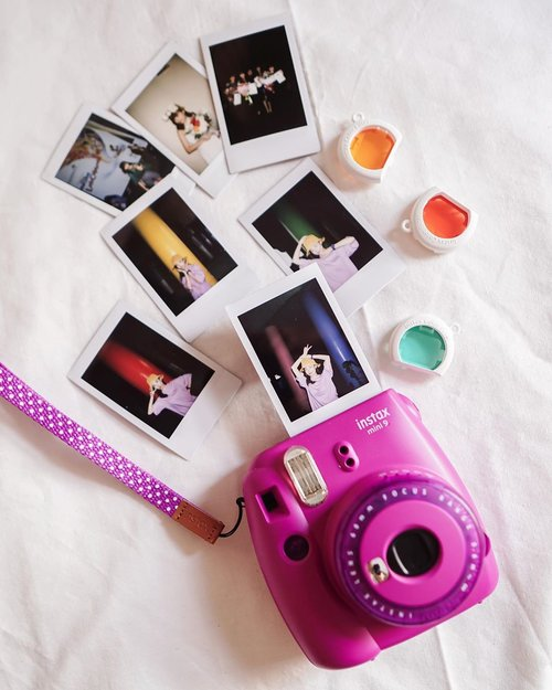 Collect moments not things 💕 #Cherish every moment! #DontJustTakeGive #InstaxIndonesia #InstaxGives #InstaxatHome @instaxindonesia......#collabwithstevie #purple #exploretocreate #explore #shotbystevie #memories #love #styel #clozetteid