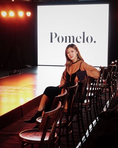 Attending @pomelofashion Summer collection 2018 launching event #iampomelo #findyourstyle #clozetteid........#CHARISCELEB #ootdindo #ootdmagazine #lookbook #lookbookindonesia #looksmazagine #looksootd #ggrep #ggrepstyle #cgstreetstyle #whowhatwear #outfit #streetstyle #streetfashion #fashionblogger #fashioninfluencer #beautyblogger #beautyvlogger #youtuber #blogger #스트릿스타일 #스트릿패션 #얼짱 #패션피플#파워블로거