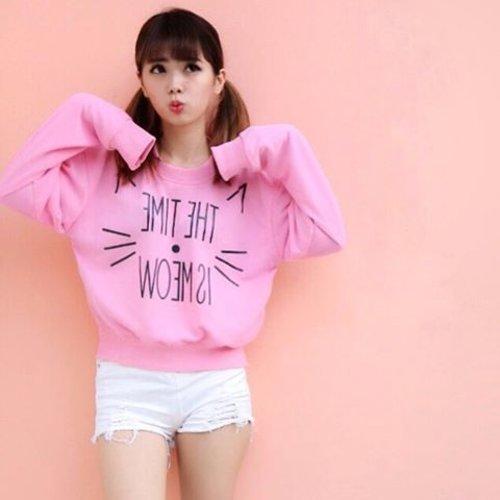 *insert cute caption* - Sweater : @bkkboutique - - - #clozetteid #beautyblogger #beautyvlogger #beautynesia #ootd #potd #cutegirl