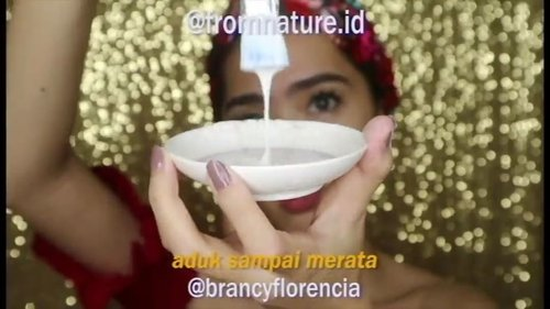 ORGANIC RICE MASK @fromnature.id . . . . . #Ivgbeauty #indobeautygram #beautynesiamember #clozette #clozetteid #lagirlindonesia #lagirl #lagirlcosmetics #beautyjunkie #beautyjunkies #organicmask #maskerberas #maskerjerawat #beautyaddict #fotd #motd #eotd #makeuptutorial #beautyenthusiast  #makeupjunkie #makeupjunkies #beautyvlogger #wakeupandmakeup #hudabeauty #featuremuas #undiscovered_muas