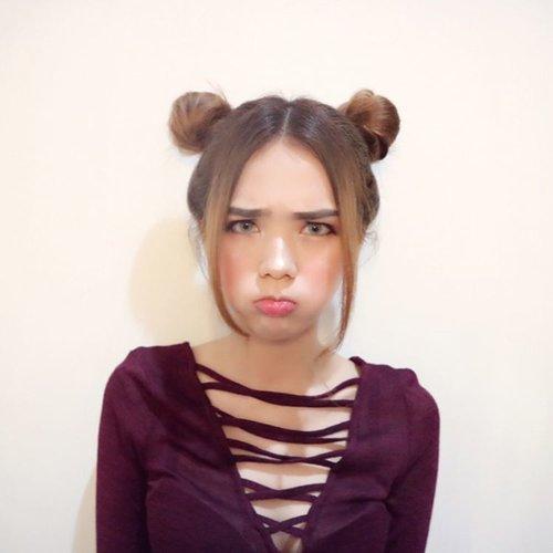 Baby, dont hate me for having the perfect pout. 😏 - - - #clozetteid #beautynesia #medanbeautygram #medanizm #medanvidgram #medanbeautyblogger #medanbeautyvlogger #indobeautygram #indobeautyblogger #styleblogger #ulzzang #cutegirl #asiangirl