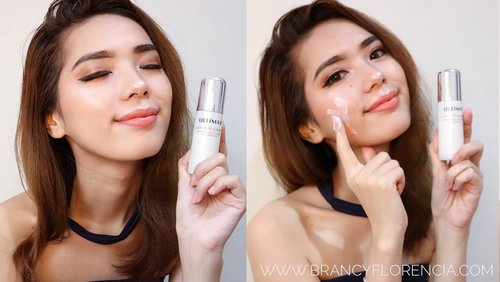 How to get timeless beauty skin? ✨ Find out more at my blog : www.brancyflorencia.com - No matter how busy we are, we cant skip skin care. It is our investment for our skin. Now Im using ULTIMA II Clear White Supreme Essence & Lotion, and it give me that glowing skin effect. Cause I love healthy glowing skin. 💖 - - - @ultima_id @femaledailynetwork  #femaledaily #femaledailyreview #femaledailynetwork #ultimaii #indobeautygram #indonesianbeautyblogger #bloggerceria #bloggerbabes #clozetteid #medanbeautygram #skincare #skincareroutine #asianskincare #timelessbeauty #beautyundefeated