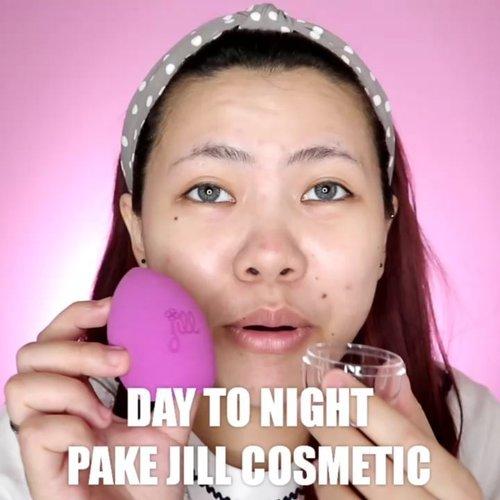 Full face pake @jillcosmetics nih....Sumpah ga nyangka bagus bagus banget ini !Foundation nya terutama alusss bgt, blush nya pigment tapi gampang di blend, sponge nya juga super bouncy 😍Kayaknya next bakal beli blush yg pink deh 🤭.....🎥Camera Canon EOS M100🎛️Edit with @vivavideoapp Pro🎶 Finding Happiness - DJ Quads.......#makeupoftheday #tutorialmakeup #Tutorialdandan#makeuptutorial #tutorialmakeup #indobeautygram #makeupoftheday #beautybloggerindonesia #motd#popbelabeauty #flovivi #ClozetteID #cchannelid #cchannelbeautyid #undiscoveredmuas #worldwidemua #wakeupandmakeup #tipsskincare #skincare@tampilcantik @tips__kecantikan @tutorialmakeup_id @ragam_cantik @meriaswajah @syantiktutorial @ragam_kecantikan @zonacantikwanita