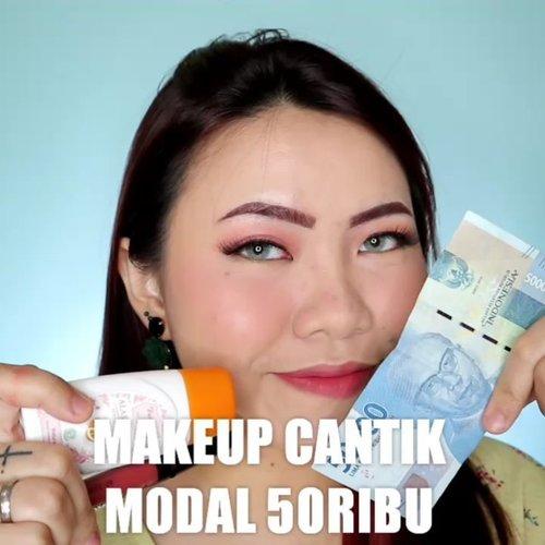 Astogeee makeup ini total nya 49rebu doang tp hasilnya bener bener lumayan bgt 😍 cocok buat daily 👍🏻 . Produk yg dipake : • @purbasarimakeupid Alas Bedak & Oil Control Powder • @imploracosmetics LipCream & Eyebrow • Bulumata unbranded . . . . . . 🎥Camera Canon EOS M100 🎛️Edit with @vivavideoapp Pro 🎶Roxanne - Arizona Zervas . . . . . . #makeupoftheday #tutorialmakeup #Tutorialdandan #makeuptutorial #tutorialmakeup #indobeautygram #makeupoftheday #beautybloggerindonesia #motd #popbelabeauty #flovivi #ClozetteID #cchannelid #cchannelbeautyid @tampilcantik @tips__kecantikan @tutorialmakeup_id @ragam_cantik @meriaswajah @syantiktutorial @ragam_kecantikan @zonacantikwanita
