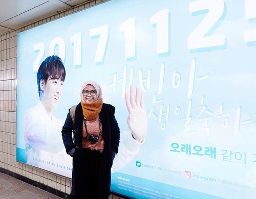 Suka @kevinwoo_official dari zaman Xing (Star, Aria, Harmony, Opera) sampai U-Kiss 💕 Suaranya sangat khas. 💕 Selalu jadi main vocal ❤️ #clozetteid