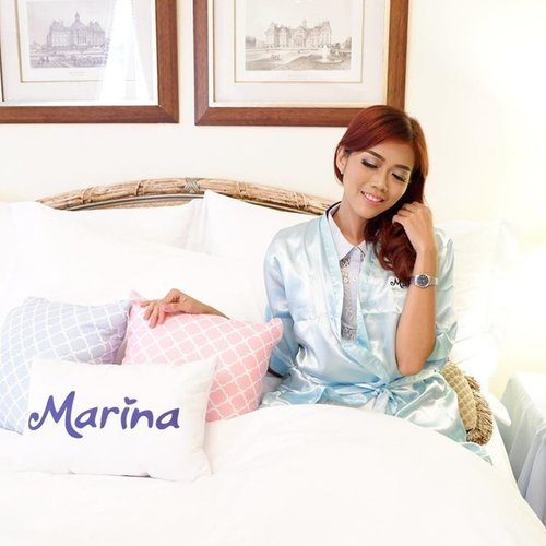 I dream of you to wake; would that I might Dream of you and not wake but slumber on. . Enjoyed me time with @sahabatmarina  #Step2Shine #SahabatMarina #Marina #blogger #beautiful #slumberparty #potd #beauty #beautyblog #motd #makeup #clozetteid #bestoftheday  #potd #lifestyle #lifestyleblogger #like4like #lifequotes