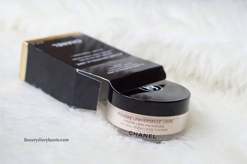 My favorite loose powder is up on my blog  http://www.beautydiarykania.com/2016/04/review-chanel-poudre-universelle-libre.html  #beauty #blogger #beautyblogger #beautybloggerid #indonesiablogger #indonesianfemalebloggers #makeup #loosepowder #chanel #chanelpoudreuniversellelibre #clozetteid #review #potd #settingpowder