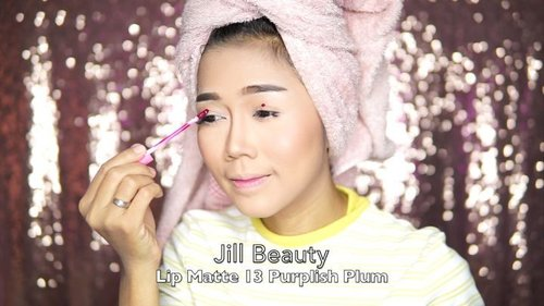 "<div class=""photoCaption"">Kangen banget bikin makeup tutorial hahaha....Well kali ini aku gunakan produk yang aku dapat dari acaranya  <a class=""pink-url"" target=""_blank"" href=""http://m.clozette.co.id/search/query?term=shinyversary&siteseach=Submit"">#shinyversary</a> ✨ @indobeautysquad ❤️.@mineralbotanica Foaming Facial Wash, Moisturizing lipstick 17 Pink Delight, Hand & Body Lotion Berry Blossom.@pureheals_id Volcanic Pore Refining Mask@jillcosmetics Lip Matte 13, Gel Liner Black & Silver@reinedoll rose all day contour/highlight brush@cathydollindonesia flash me aura lightsJuga aku pakai mixing pallette yang bertuliskan Shinyversary ✨.So thank you so much for invited me😘 keep inspiring and stay beauty 💋. <a class=""pink-url"" target=""_blank"" href=""http://m.clozette.co.id/search/query?term=ibs&siteseach=Submit"">#ibs</a>  <a class=""pink-url"" target=""_blank"" href=""http://m.clozette.co.id/search/query?term=ibsshinyversary&siteseach=Submit"">#ibsshinyversary</a>  <a class=""pink-url"" target=""_blank"" href=""http://m.clozette.co.id/search/query?term=mineralbotanica&siteseach=Submit"">#mineralbotanica</a>  <a class=""pink-url"" target=""_blank"" href=""http://m.clozette.co.id/search/query?term=pureheals&siteseach=Submit"">#pureheals</a>  <a class=""pink-url"" target=""_blank"" href=""http://m.clozette.co.id/search/query?term=jillcosmetic&siteseach=Submit"">#jillcosmetic</a>  <a class=""pink-url"" target=""_blank"" href=""http://m.clozette.co.id/search/query?term=cathydoll&siteseach=Submit"">#cathydoll</a>  <a class=""pink-url"" target=""_blank"" href=""http://m.clozette.co.id/search/query?term=reinedollbrushes&siteseach=Submit"">#reinedollbrushes</a>  <a class=""pink-url"" target=""_blank"" href=""http://m.clozette.co.id/search/query?term=indobeautysquad&siteseach=Submit"">#indobeautysquad</a>  <a class=""pink-url"" target=""_blank"" href=""http://m.clozette.co.id/search/query?term=beauty&siteseach=Submit"">#beauty</a>  <a class=""pink-url"" target=""_blank"" href=""http://m.clozette.co.id/search/query?term=makeup&siteseach=Submit"">#makeup</a>  <a class=""pink-url"" target=""_blank"" href=""http://m.clozette.co.id/search/query?term=clozetteid&siteseach=Submit"">#clozetteid</a>  <a class=""pink-url"" target=""_blank"" href=""http://m.clozette.co.id/search/query?term=indobeautyvlogger&siteseach=Submit"">#indobeautyvlogger</a>  <a class=""pink-url"" target=""_blank"" href=""http://m.clozette.co.id/search/query?term=indobeautygram&siteseach=Submit"">#indobeautygram</a>  <a class=""pink-url"" target=""_blank"" href=""http://m.clozette.co.id/search/query?term=underratedmuas&siteseach=Submit"">#underratedmuas</a>  <a class=""pink-url"" target=""_blank"" href=""http://m.clozette.co.id/search/query?term=makeuptutorial&siteseach=Submit"">#makeuptutorial</a>  <a class=""pink-url"" target=""_blank"" href=""http://m.clozette.co.id/search/query?term=lifestyleblogger&siteseach=Submit"">#lifestyleblogger</a>  <a class=""pink-url"" target=""_blank"" href=""http://m.clozette.co.id/search/query?term=lifestyle&siteseach=Submit"">#lifestyle</a>  <a class=""pink-url"" target=""_blank"" href=""http://m.clozette.co.id/search/query?term=style&siteseach=Submit"">#style</a>  <a class=""pink-url"" target=""_blank"" href=""http://m.clozette.co.id/search/query?term=tampilcantik&siteseach=Submit"">#tampilcantik</a>  <a class=""pink-url"" target=""_blank"" href=""http://m.clozette.co.id/search/query?term=ragamkecantikan&siteseach=Submit"">#ragamkecantikan</a>  <a class=""pink-url"" target=""_blank"" href=""http://m.clozette.co.id/search/query?term=InspiringBeautyDiscover&siteseach=Submit"">#InspiringBeautyDiscover</a></div>"