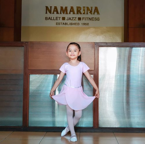 Ada yang kangen les balet😅💗.Everything has change!.😌.#ClozetteID#safairavi#dance#ballet#ballerina