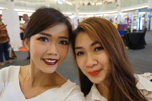 Wefie mama muda 😜🙏 #LookGoodFeelGreat #BioOilLoveYourSkinAndLife #potd #wefie #hudabeauty #biooil #makeup #motd #bestoftheday #beauty #blogger #beautybloger #clozetteid