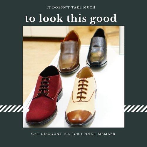 Yang lagi nyari mau ngasih kado apa buat suami, sepatu bisa pilihan loh. Belanja sepatu di Lotte Shopping Avenue pakai kartu Member Lpoint dapat diskon 10% loh. Apalagi disana juga sering ada diskon lainnya, jadi makin hemat karena double diskon. . . . . . . . . . . . . . . . . #cintacashback #lottemart #ilotte #lotteshoppingavenue #lpoint #lpointindonesia #lottemartindonesia #Lovingyourlife #kartulpoint #lpointindonesia #lpoint_ID #lpointapps #LPOINTSPINperience #shownsavelpoint #lpointindonesia #angelinus #angelinuscoffee #angelinus_indonesia #cicidesricom #cidessharing #clozetteid #cidesupdate #cidesreview