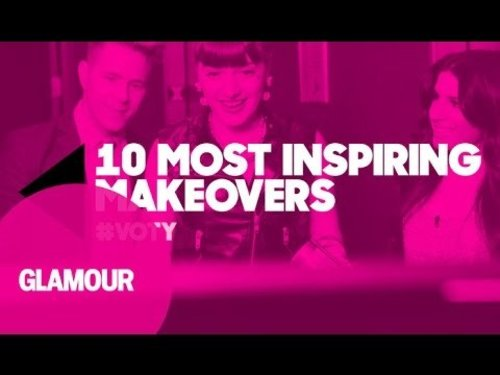 10 Incredible Makeovers to Inspire Your Beauty Transformation—Glamour - YouTube