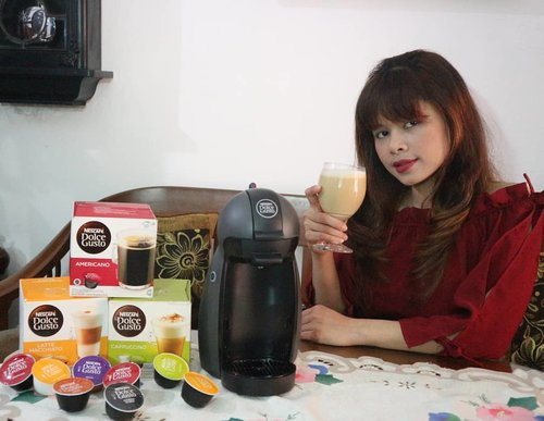 Udah pada ngooopii belom?Ngopiii apa ngopiii.... Suka deh sama NDG yang bikin good mood dikala bad mood, biar pikiran lebih asyiiiiikkkk ngeracik kopi daripada mikirin pengusik.Eh iyahhh, udha baca postingan aku belom yg ngafe enak dirumah.________________________________________#clozetteid #looklikeaprincess #princess #nivea #holidays #fashionblogger #fashionblog #travelblogger #instafashion #ootd #beautiful #ootdmagazine #fashioninspo #styleinspiration #styleblogger #stylegram #streetfashion #lookbook #lookoftheday #whatiwore #whattowear #bloggersgetsocial #fitspiration #likegram#travelgram #travelling #traveler #travelphotography
