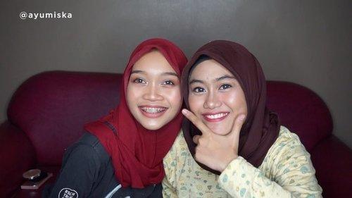 NEW VIDEO UP DI YOUTUBE 🚨Sebelum nonton, siapin cemilan dulu ya (soalnya lama 😂).Semoga kalian juga mendapat ilmu yg berfaedah dan dapat hidayah dari video ini 🙏🏼...#clozetteid #beauty #beautyvlogger #makeuptutorial #indonesiabeautyvlogger #indobeautygram #tampilcantik #ragamkecantikan