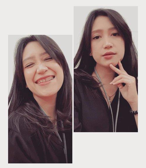 Libur hari pertama diawali dengan niat tetap bangun pagi dan olahraga namun kenyataannya bangun siang dan langsung post selfie di IG 👌  #shinebabyshine #theartofslowliving #motd #cupoftheday #feelfreefeed #lovelysquares #darlingdaily #theeverygirl #chasinglight #finditliveit #thesimpleeveryday #minimal_perfection #minimalism #weheartit #blog #dailylife #igdaily #bloggerlifestyle #beautybloggerindonesia #bloggerlife #bloggerindonesia #clozetteid #lessismore #minimalove #simplicity #simpleandpure