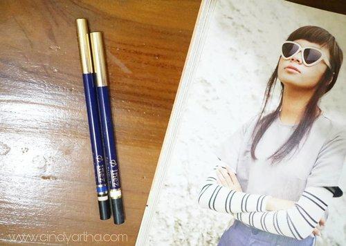 Two shades of @inezcosmetics eyeliner pencil is up on my blog 💁 Have you read? 🙈  #InezCosmetics #BeautiesquadXInez #makeuphaul #makeupjunkie #blog #blogging #blogger #dailylife #dailymakeup #beautyproduct #beautyreview #igdaily #beautyblogger #like4like #bloggerindo #bloggerswanted #bloggerstyle #bloggerlife #bloggerlifestyle #indobeautygram #beautybloggerindonesia #bloggerlife #bloggerindonesia #clozetteid  #makeupobsessed #feature_my_makeup_art